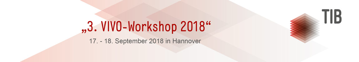 Programm | VIVO Workshop 2018