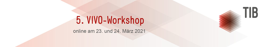 TIB Events VIVO Workshop 2021 Logo